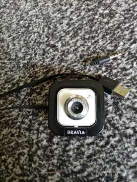 Bravia Webcam Manual Focus  4.8mm OC 10/10