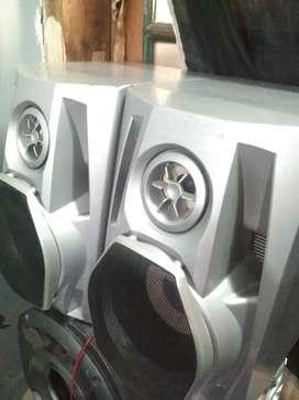 Speaker bekas politron 5in
