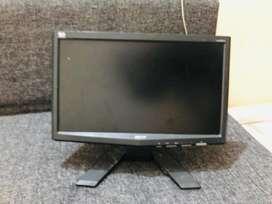 Acer monitor anti glare 15.6 inchs ₹2500