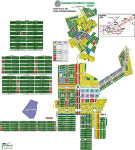 5 Marla Plot For Sale In ICHS Town islamabad call 0336/5111647