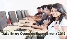 Hiring in Computer operator /Data Entry Operator