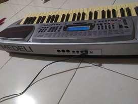 di jual keyboard medeli mc-380