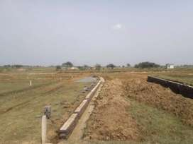 Hesal. HATA. 1 Lakh Per Katha CNT Free Land For sale at Very low price