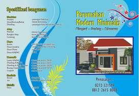 Perumahan Modern Minimalis Pilangsari - Gondang, Klaten