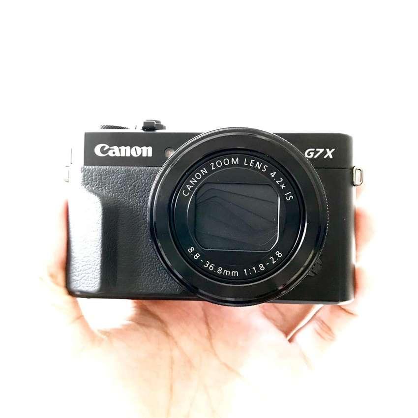 Canon G7X Mark ii Cocok Buat ngeVlog 0