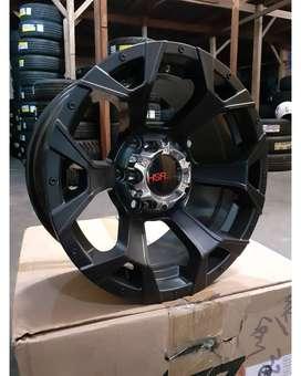 velg mobil l200 travello panther ring 16 hsr wheel arguni pcd 6x139,7