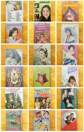 Kaset Mandarin Jadul Vintage Cassette