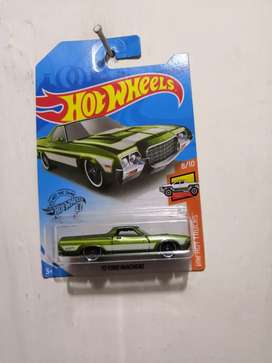 Dijual HOT WHEELS hot item paketan