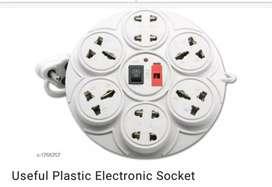 Trending useful platic electronic sockets.