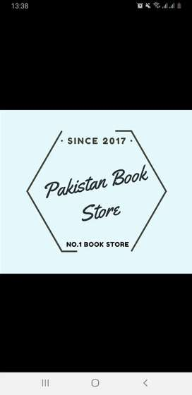 We have all type of novels and books