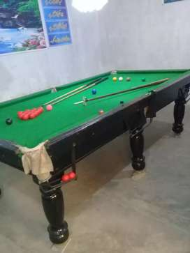 Snooker table for sale size 8x4