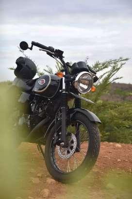 Kawasaki W175 SE 2018 Black Istimewa
