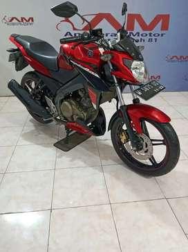 Vixion Advance Merah 2015 Anugerah Motor Rungkut Tengah