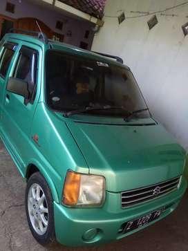 Dijual mobil pribadi  karimun dx plat z garut