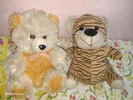 Teddies-Tiger 2 in nos