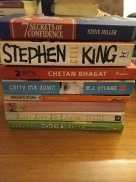 Books in good condition for sale