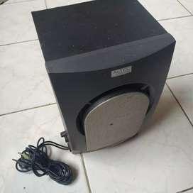 Speaker aktif altec lansing