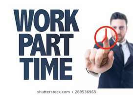 Earn money n complete your dreams @ part time job