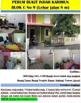 Dijual Rumah di lingkungan asri