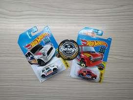 Smartset Hotwheels Morris mini FS