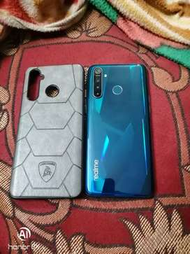 Realme 5 pro new 20 days old