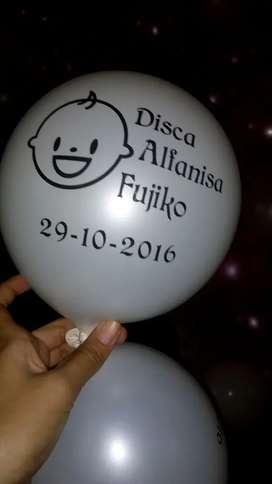 Balon Souvenir Promosi