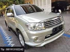Fortuner G Diesel AT 2009 Facelift Istimewa Original