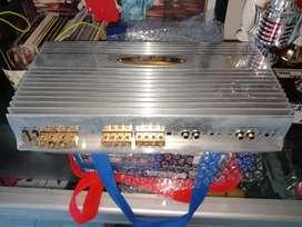 DIJUAL CEPAT!!Power amplifier genesis four channel!! ISTIMEWA!!