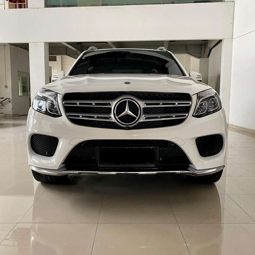 2018 Mercedes Benz GLS400 AMG 0