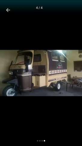 NEW SAZGAR RIKSHA Loader+ school van  genuine and best condition
