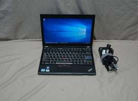 SPECIAL DISCOUNT! Used Lenovo Thinkpad X220 Core i7{Ram 4/Hdd320}+WRTY