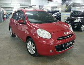 NISSAN MARCH 1.2 L AT [MATIC] 2013 [GOOD CONDITION] DP 7 JT