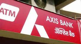 Direct job for Axis Bank