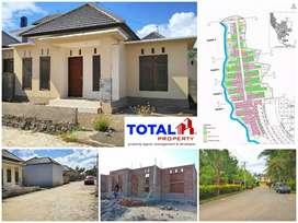 Dijual rumah 36/100 harga 400 jutaan di Ida Bagus Mantra, dkt Denpasar