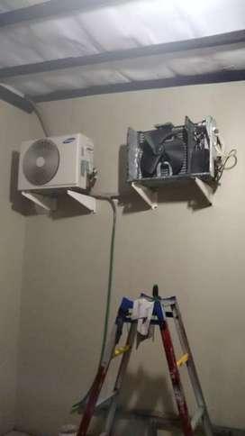 Jasa cuci AC Service AC bongkar pasang AC tambah freon