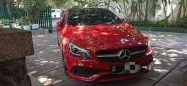 Mercedes-Benz CLA 200 AT