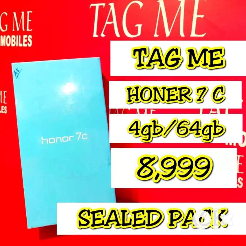 TAG ME HONER 7C 4GB 64GB SEALED PACK 0