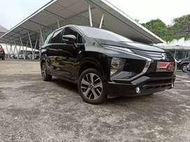 Mitsubishi Xpander Exceed matic siap jalan no minus kondisi terbaik