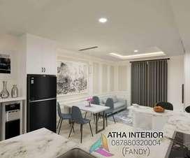 Interior rumah bebas desain