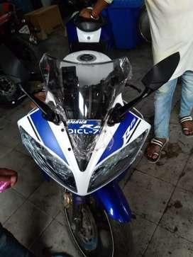 New condition R15 Bike