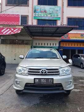 Fortuner G TRD 2.5 diesel m/t.harga nego di tempat