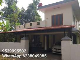 4bhk house near to NH 47 ELAVOOR KAVALA  ANGAMALY 4300000