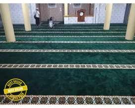 Sedia karpet masjid empuk terlaris pasang Sukabumi