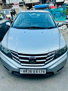 Honda City 1.5 EXi New, 2013, Petrol
