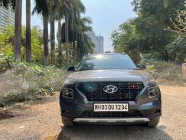 Hyundai Venue SX Plus Turbo DCT, 2021, Petrol