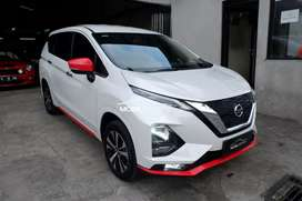 New Livina VL 2019 AT (D) km 7rb tipe tertinggi sama Xpander Ultimate