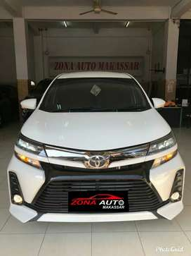 6.000 KM Toyota Avanza 1.5 Veloz Manual 2019 cash/kredit