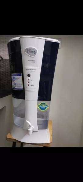 Pureit HUL Advanced 23L Gravity based water purifier.
