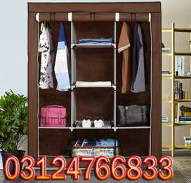 3 Door Wardrobe a solution to keep things in check.One of the most