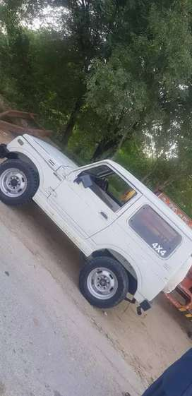 Suzuki Jeep Genuine Condition